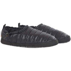 BREKKA Black Cosy Sleeping Bag Slippers